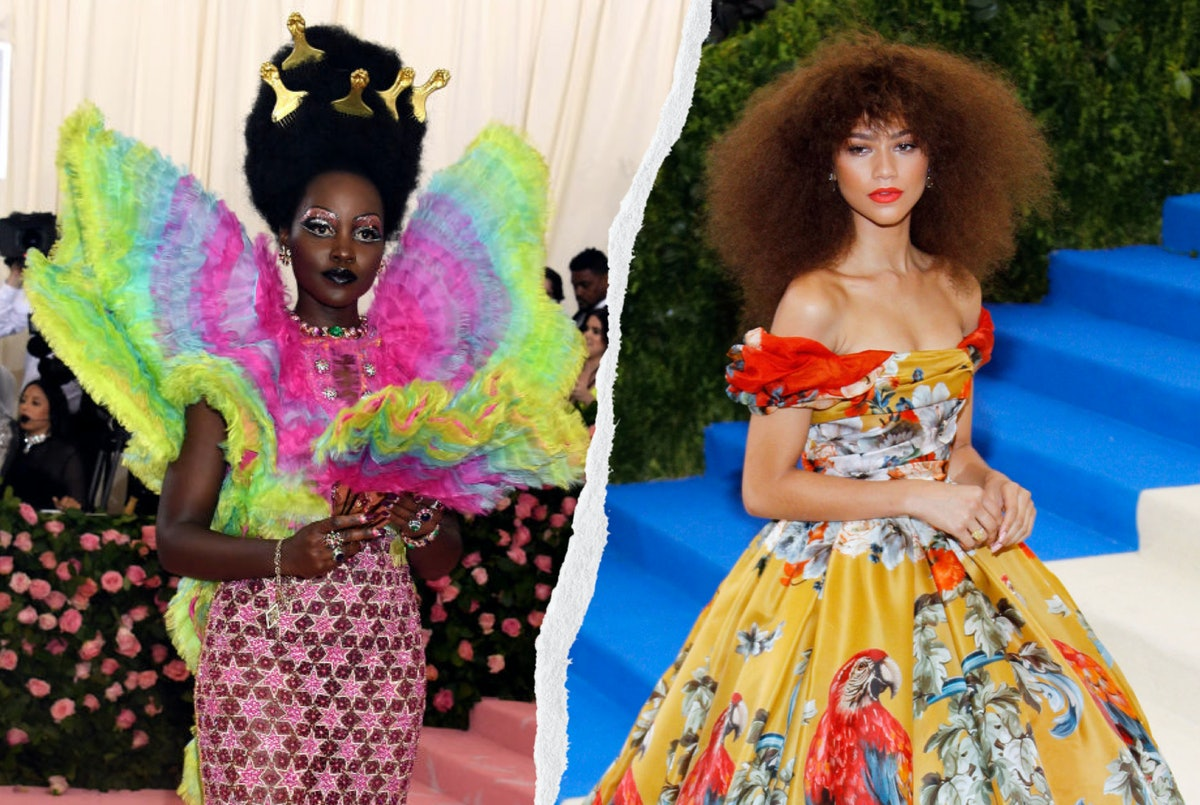 The most memorable Met Gala hair looks, from Lily Collins' big 'do to SJP's unexpected headband.