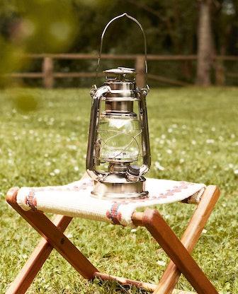 Portable Metal LED Lantern