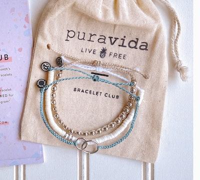 Pura Vida Bracelet Club