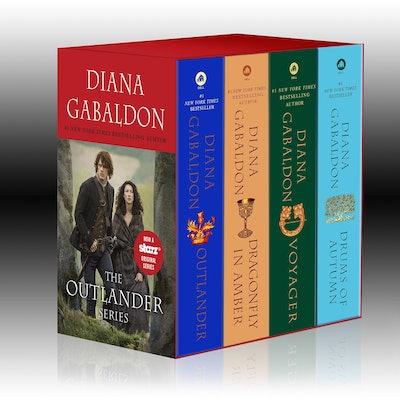 Outlander 4-Copy Boxed Set by Diana Gabaldon