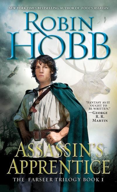'Assassin's Apprentice' by Robin Hobb