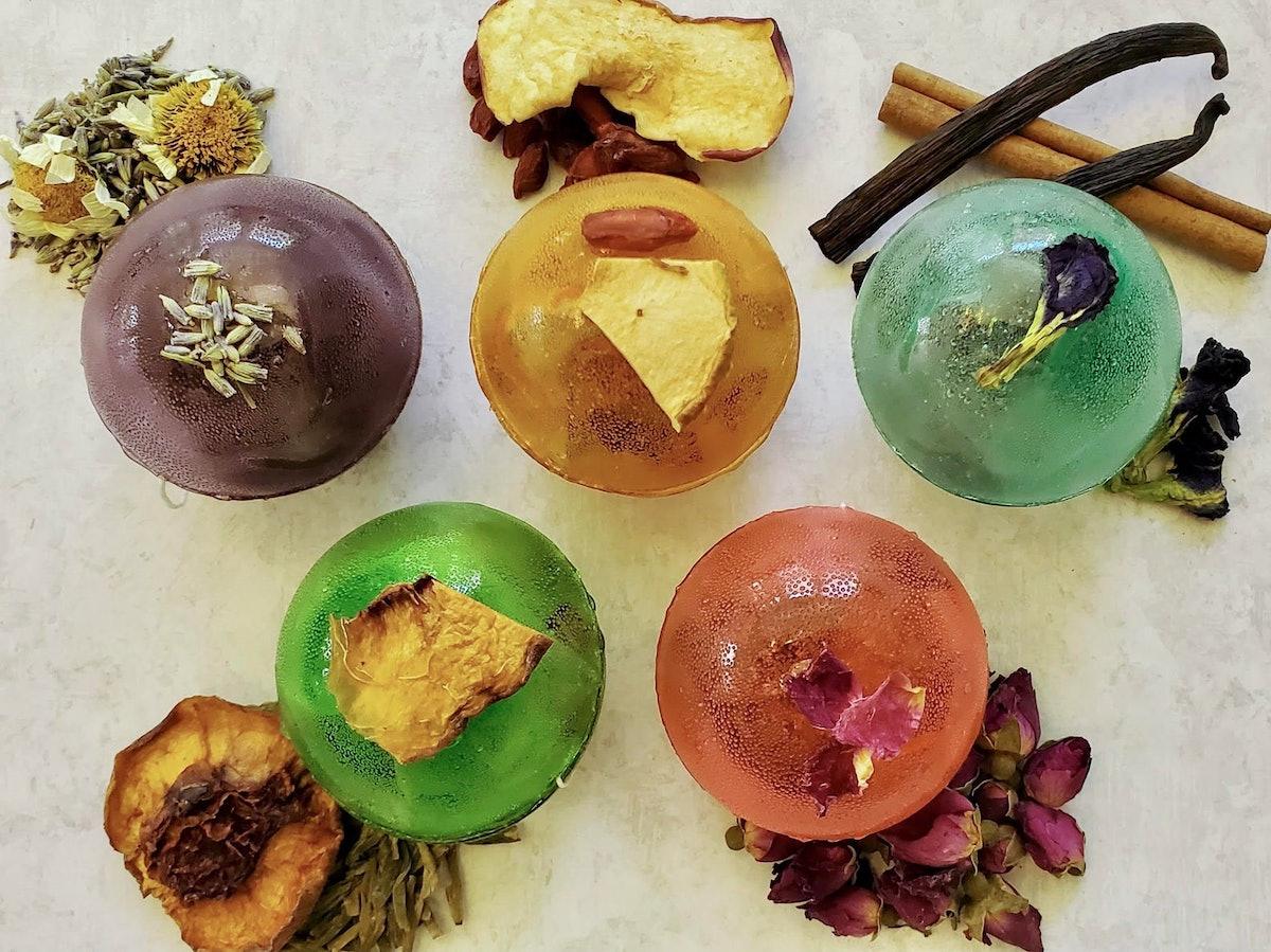 Tea Crystals, Tea Bombs
