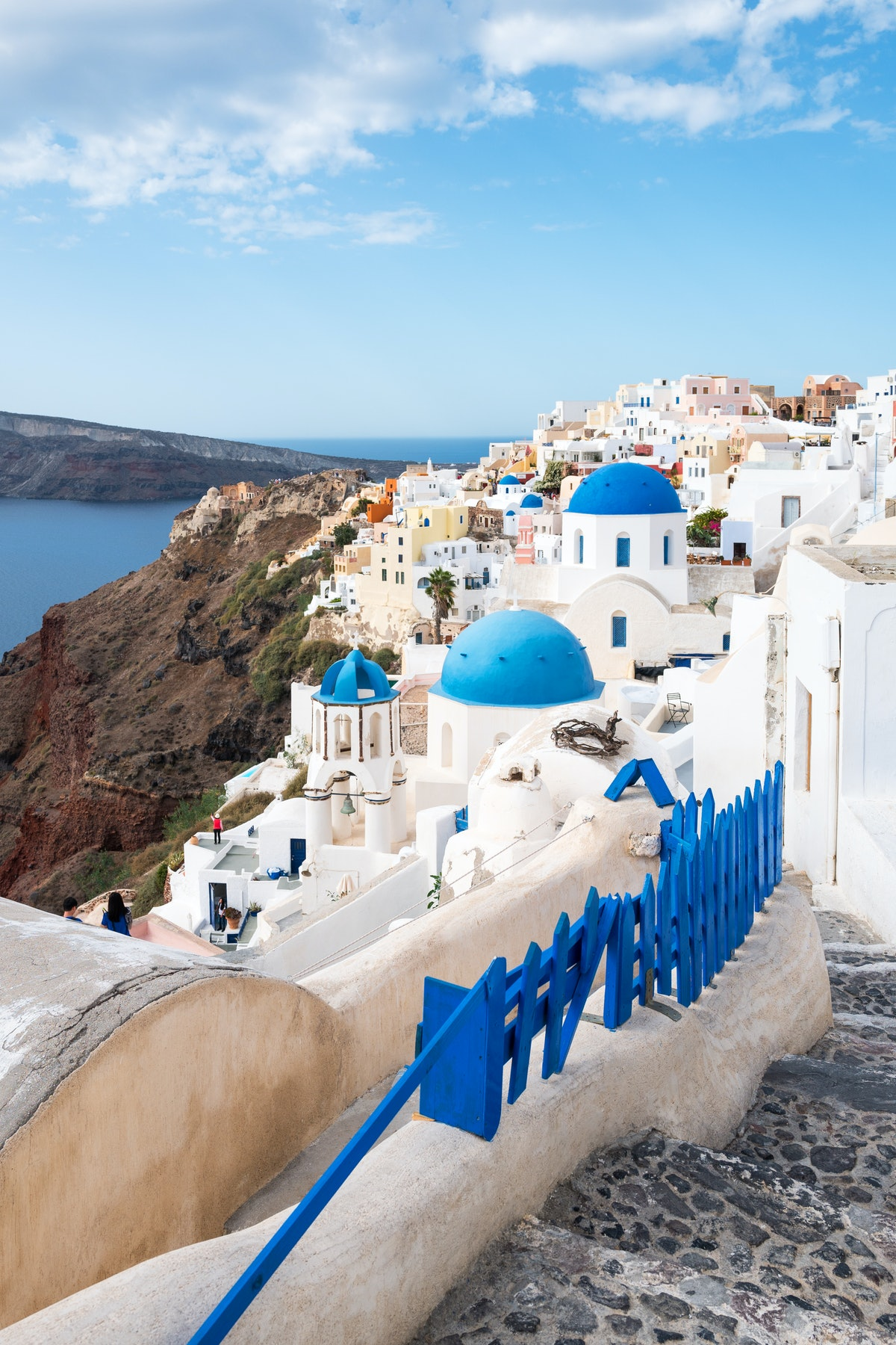 Santorini, Greece for Taurus Vacation Spot