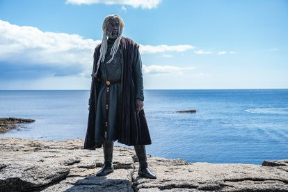 Steve Toussaint will star as Lord Corlys on the upcoming 'GoT' prequel. Photo via HBO