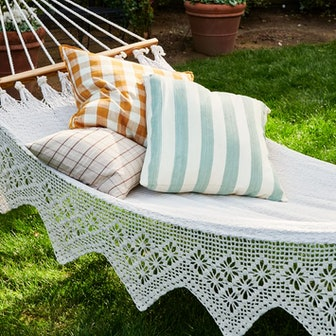 Heather Taylor Home Double Weave Hammock