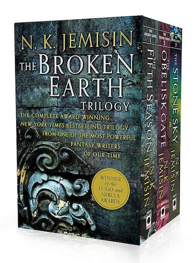 The Broken Earth Trilogy by N.K. Jemisin
