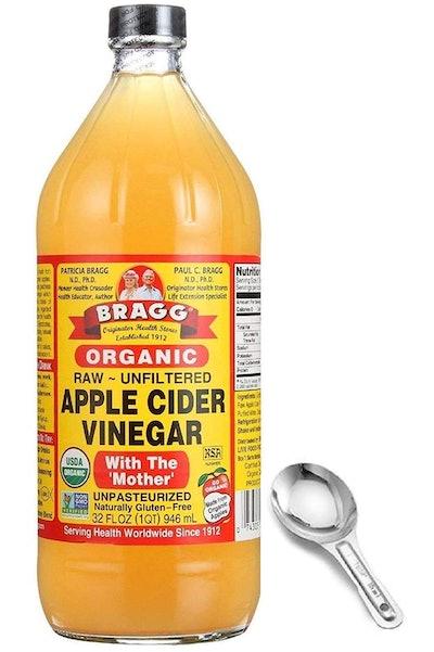 Bragg Organic Raw Unfiltered Apple Cider Vinegar (32 Oz.)