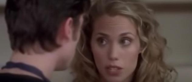 Elizabeth Berkley stars in 'Student Seduction.'