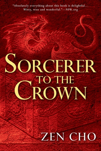 'Sorcerer to the Crown' by Zen Cho