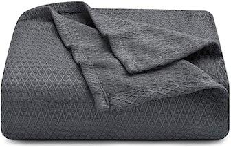 LAGHCAT Cooling Bamboo Blanket