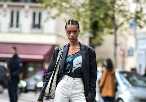 model street style look