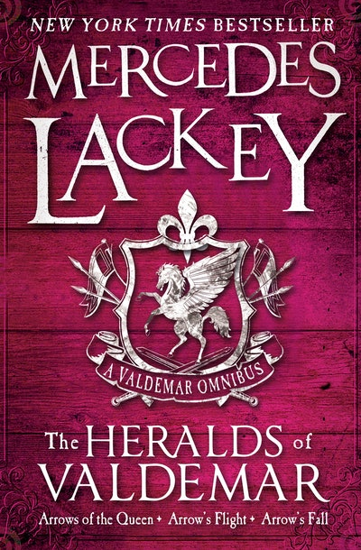 'The Heralds of Valdemar Omnibus' by Mercedes Lackey