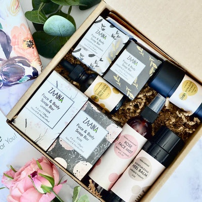 Zaaina Mother's Day Spa Collection