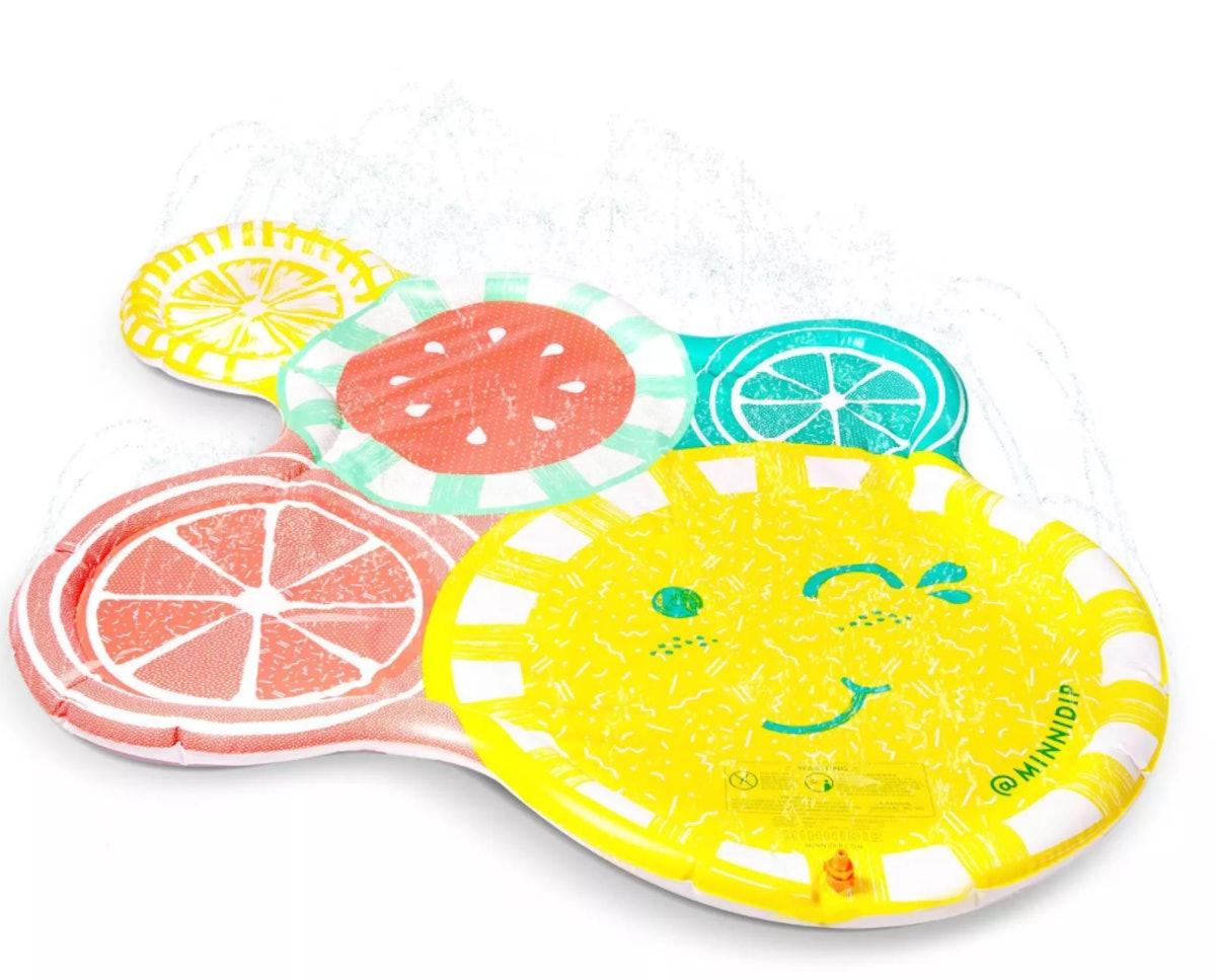 Slices of Fun Splash Pad Sprinkler