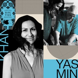 Yasmin Khan uses her new cookbook to discuss migration and borders.