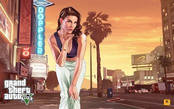 GTA V starlet image
