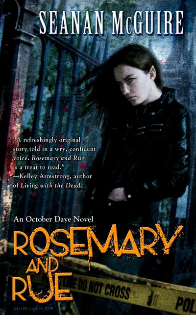 'Rosemary and Rue' by Seanan McGuire