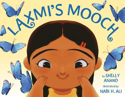 Laxmi's Mooch, by Shelly Anand, illustrated by Nabi H. Ali
