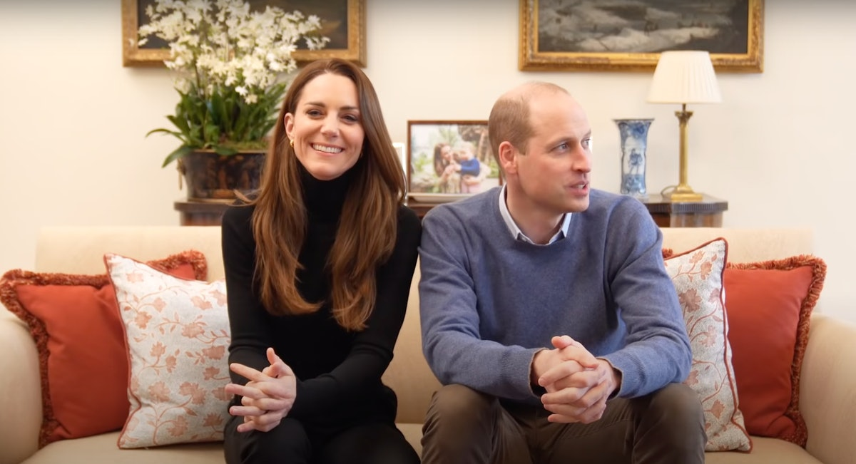 Prince William and Kate Middleton launched their YouTube channel on May 5.