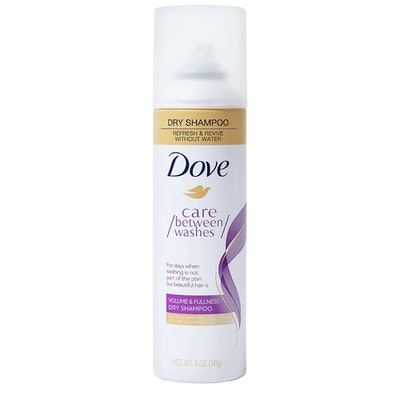 Care Between Washes Dry Shampoo
