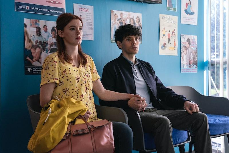Hannah (AMY JAMES KELLY), Jonathan (COLIN MORGAN)
