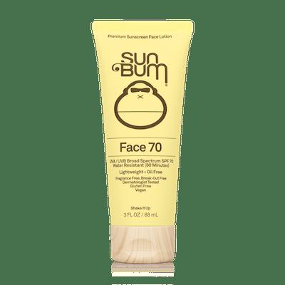 Original 'Face 70' SPF 70 Sunscreen Lotion