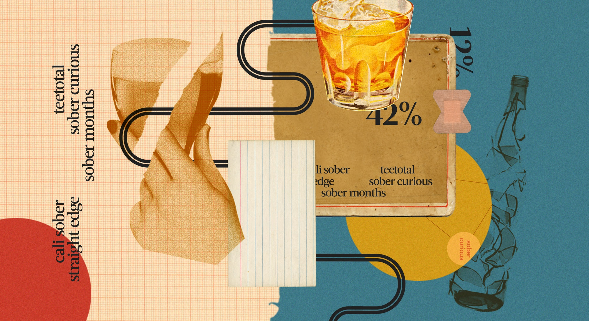 A survey of 2,000 millennial women on drinking found that nearly 40% abstain from alcohol.