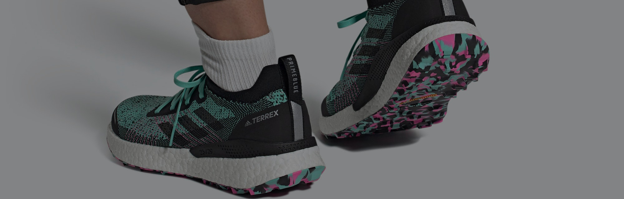 Adidas Terrex Two Ultra Primeblue