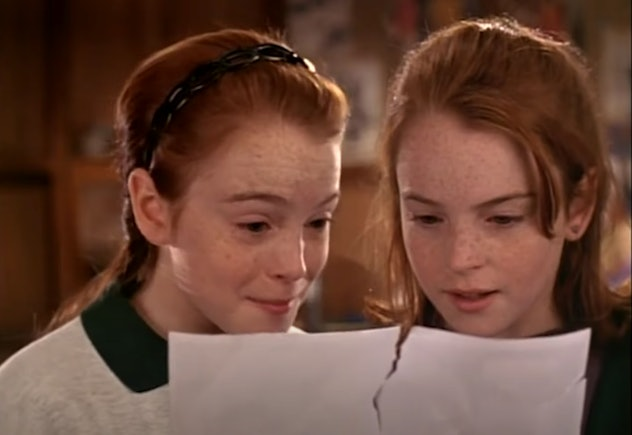 Lindsay Lohan stars in the 1998 film, 'The Parent Trap.'