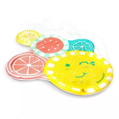 Minnidip Fruit Slice Splash Pad Sprinkler