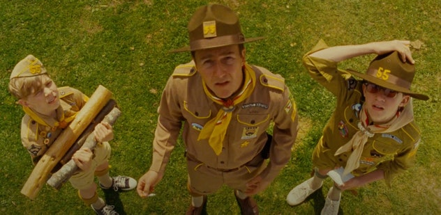 Bill Murray stars in the Wes Anderson film, 'Moonrise Kingdom.'