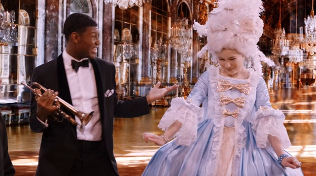 Louis Armstrong and Marie Antoinette are two of the historical figures featured on 'Who Was.'