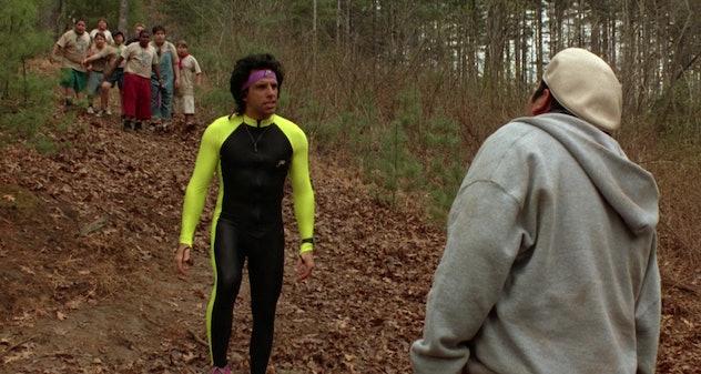 Ben Stiller stars in the camp comedy, 'Heavyweights.'