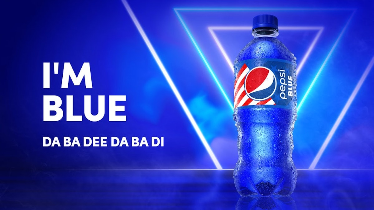 If you're wondering how long Pepsi Blue is available, here are all the details on the soda.