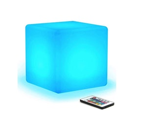 Mr.Go Rechargeable LED Color-Changing Light Cube