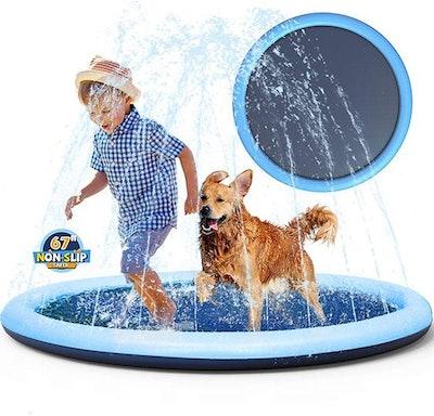 Non-slip Splash Pad Sprinkler