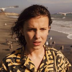 Eleven in 'Stranger Things.' Photo via Netflix