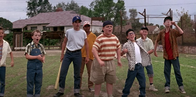 'The Sandlot' is a classic film about baseball from 1993.