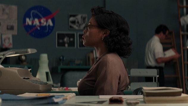 'Hidden Figures' stars Taraji Henson, Octavia Spencer, and Janelle Monáe.