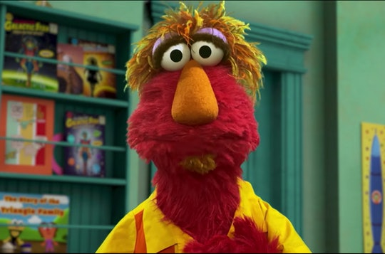 Elmo's dad shares why he got vaccinated against COVID-19 in a new PSA from Sesame Workshop and the C...