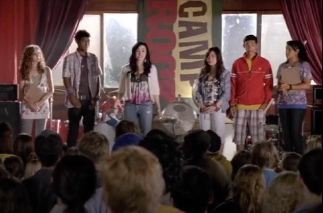 Joe Jonas stars in the 'Camp Rock' sequel, 'Camp Rock 2.'