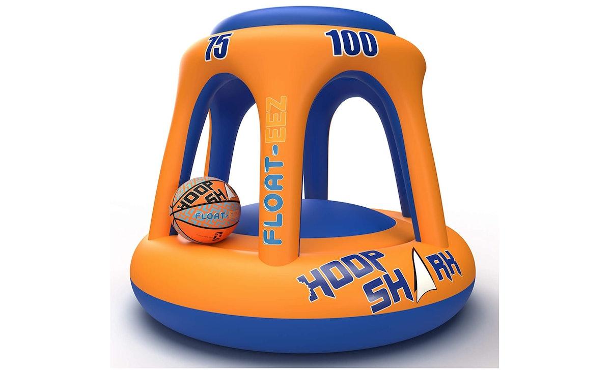 Swimming Pool Basketball Hoop Set