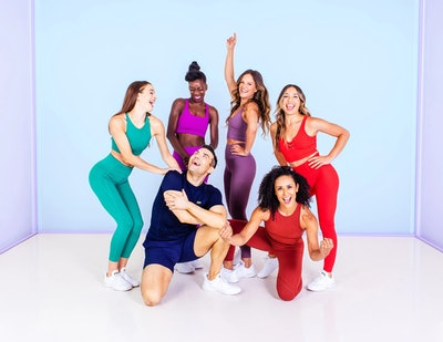 Obé Fitness App
