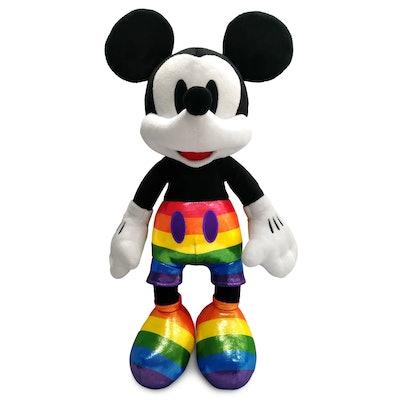 Mickey Pride Plush