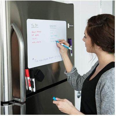 cinch! Magnetic Dry-Erase Whiteboard Sheet