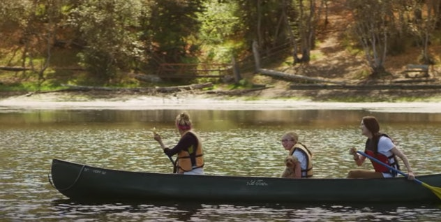 'Once I Was A Beehive' is a film about attending summer camp after loss.