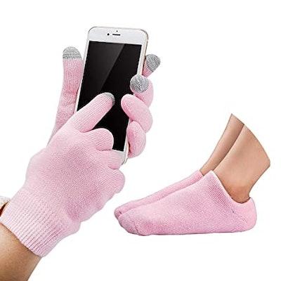 Codream Touch Screen Spa Gloves & Socks