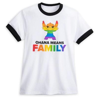 Ohana Family Pride Ringer