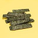Strips of seaweed