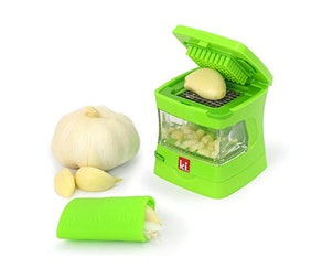 Kitchen Innovations Garlic-A-Peel Garlic Press